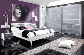 chambre grise et mauve chambre grise et violette peindre une chambre en gris et blanc