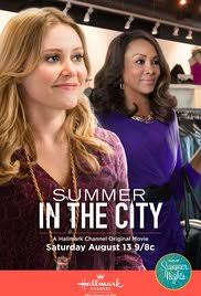 summer in the city tv 2016 imdb