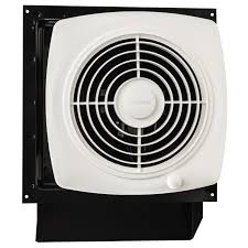 Broan Model 509S 8 Inch Through Wall Utility Fan with Integral