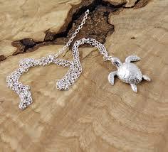 handmade silver charm necklace images Tortoise charm necklace margot mila london handmade jewellery jpg
