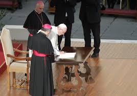 si e apostolique misericordia et misera le texte intégral de la lettre apostolique