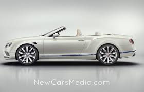 bentley continental gt convertible galene edition 2017 review