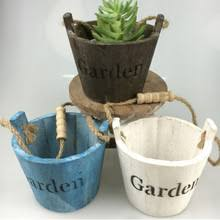 popular wood pot plant buy cheap wood pot plant lots from china