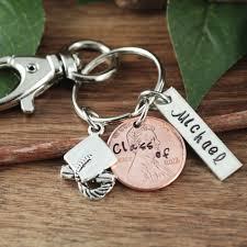 graduation keychain class of 2018 graduation keychain keychain for graduate