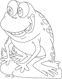 tadpole coloring page toad frog coloring pages download free toad frog coloring pages