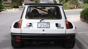 renault turbo for sale rare renault r5 turbo 2 in need of a good home