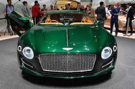 bentley exp speed 8 bentley exp 10 speed 6 concept with latest model 2017