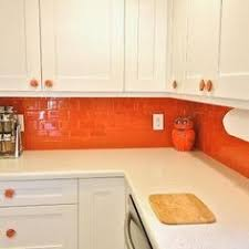 orange kitchen ideas the 25 best orange kitchen tile ideas ideas on orange