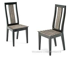 modern wooden chairs for dining table modern rustic wood chair reclaimed wood contemporary