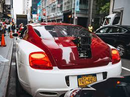this bentley is bonkers beautiful see the amazing cars of fast 8 filming in new york city the drive