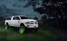 Dodge Ram Suv - dodge ram car truck suv tuning white hd wallpaper