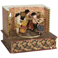 Childrens Music Boxes 577 Best Music Automaton Jewlery Boxes Images On Pinterest