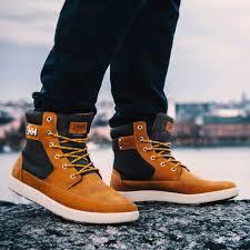 helly hansen stockholm men u0027s boot in natural for men lyst