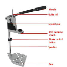 dremel electric drill stand power rotary tools accessories bench