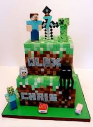 minecraft birthday cake ideas minecraft cakes decoration ideas birthday cakes