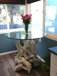 driftwood dining room table beautiful driftwood dining table hand crafted from gulf island