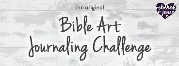 The Original Challenge The Original Bible Journaling Challenge Rebekah R Jones