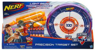 target black friday nerf nerf n strike elite precision target set fabulessly frugal