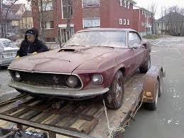 mustang restoration project for sale project annabel the rebirth of a mustang mach 1 stangtv