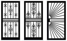 Steel Exterior Security Doors Entry Door Installation And Repair