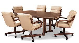 Office Rolling Chairs Design Ideas Kitchen Table And Chairs With Wheels Dining Table