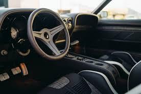 2001 Mustang Custom Interior Vwvortex Com Robert Downey Jr U0027s Custom 1970 Ford Mustang Boss