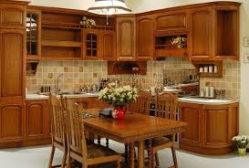 Wood Kitchen Cabinets Image Of Cherry Wood Kitchen Cabinets - Modern wood kitchen cabinets