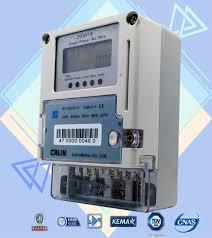 bureau of meter การชำระเง นล วงหน าด วยบ ตรเครด ตม เตอร ไฟฟ าแบบไร สาย 6 หล ก