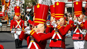holidays at the disneyland resort return november 10 through