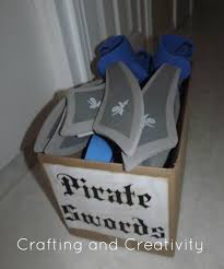 pirate crafts for kids image collections craft design ideas
