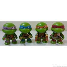 tmnt cake topper mutant turtles cake topper figurine