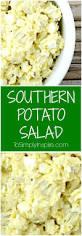 favorite southern potato salad recipe