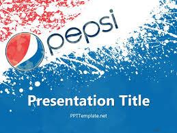 design logo ppt pepsi ppt template