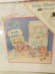 holson photo album holson baby album made in usa 12 x 11 5 with special