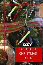 diy lightsaber christmas lights christmas trees level and