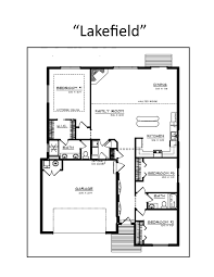 Lighthouse Home Floor Plans by Home Hultquist Homes