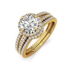 gold wedding rings in nigeria 9kt gold bridal sets azarai