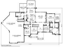 garage office plans european style house plan 4 beds 6 baths 5721 sq ft plan 70