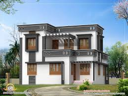 pleasurable ideas 1 modern house plans with balcony on second