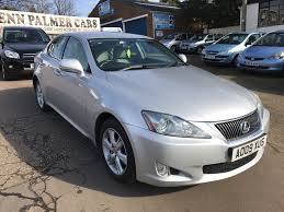 lexus is220d wheels used lexus is 220d saloon 2 2 td se 4dr in norwich norfolk
