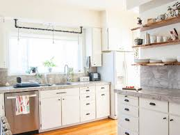 kitchen cupboard with drawers here s how cabinet hacks dramatically increased my
