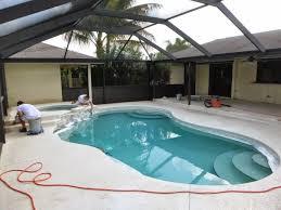 painting pool deck concrete stain defendbigbird com