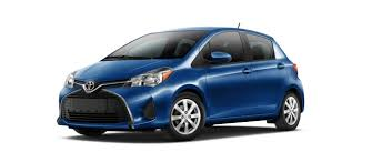 toyota 2017 yaris specs and features
