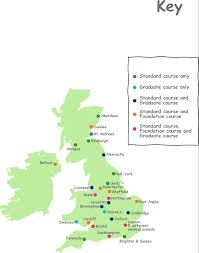 Sheffield England Map by Overview Of Uk Medical Courses U2013 Medschools Online