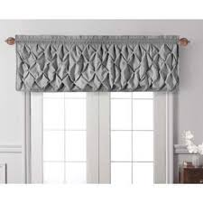 Black And White Curtain Designs Valances Shop The Best Deals For Nov 2017 Overstock Com