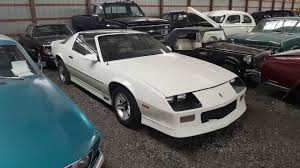 1989 camaro rs for sale barn find for sale 1989 chevrolet camaro rs t tops