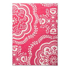 Pink And White Striped Rug Kids U0027 Rugs Décor Home Target