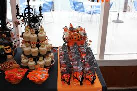 Halloween Themed Baby Showers by Le Fleur Couture Halloween Themed Baby Shower