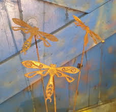 Dragonfly Garden Art Metal Garden Art Archives Sleeping Dragon Studios