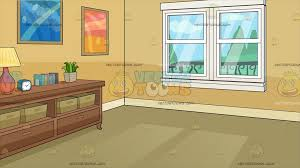 cartoon living room background the corner of a living room background cartoon clipart vector toons